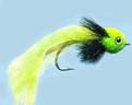 Turrall Premium Saltwater Widower Chartreuse - Ps28