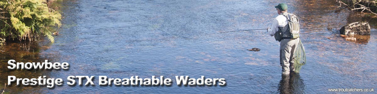 Snowbee STX Breathable Waders