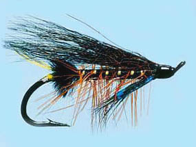 Turrall Salmon Fly Thunder And Lightning - Ss14