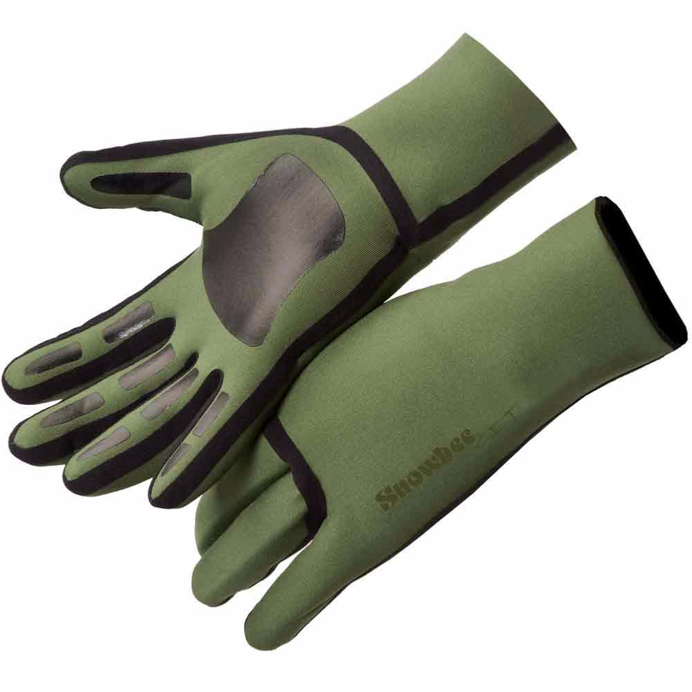 Snowbee sft neoprene gloves 13124 for Fly fishing gloves