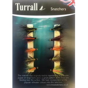 Snatchers Turrall Fly Selection - SNS