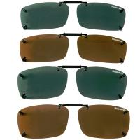 Snowbee Clip-on Spring Adjuster Sunglasses