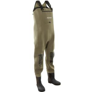 Snowbee Classic Neoprene Studded Felt-Sole Bootfoot Chest Waders - Fuller Body