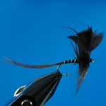 Mayfly Black Drake Special Dry Trout Fishing Fly