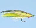 Turrall Saltwater Deceiver Chartreuse - Sw22