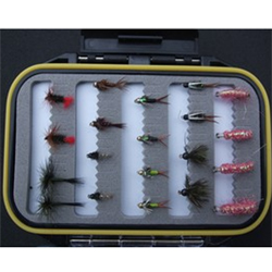 Turrall Fly Pod Grayling Selection - FPOD10