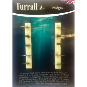 Midges Turrall Fly Selection - MIS