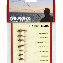 Snowbee Hare's Ear Fly Selection - SF104