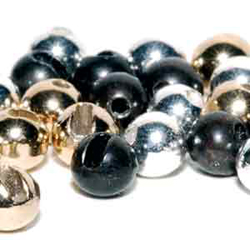 Tungsten Beads (Slotted) - Xtra Small - 2.8mm