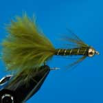 Damsel Marabou Gh Lure L/S Trout Fishing Fly