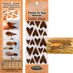 Hemingway Caddis Fly Wings