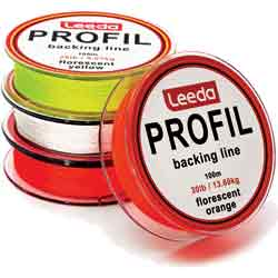 Leeda Profil Backing Line