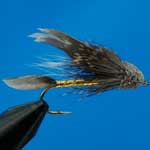 Muddler Minnow Lure L/S Trout Fishing Fly