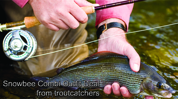Combination Fly Rod, Fly Reel & Fly Line deals