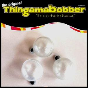 "3/4"" Thingamabobber Glo-In-The-Dark Strike Indicator - 3 Pack"
