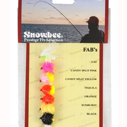 Snowbee FAB's Fly Selection - SF112