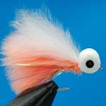 Coral Booby Trout Fishing Fly #10 (Bo13)