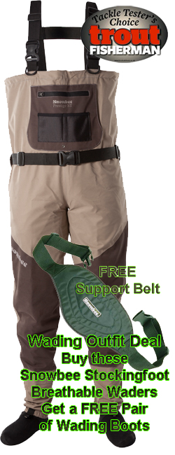 Snowbee Prestige Stockingfoot Chest Wader - 11172