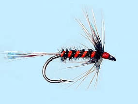 Turrall cruncher hot head slim line nymph sl10 for Slime line fishing line