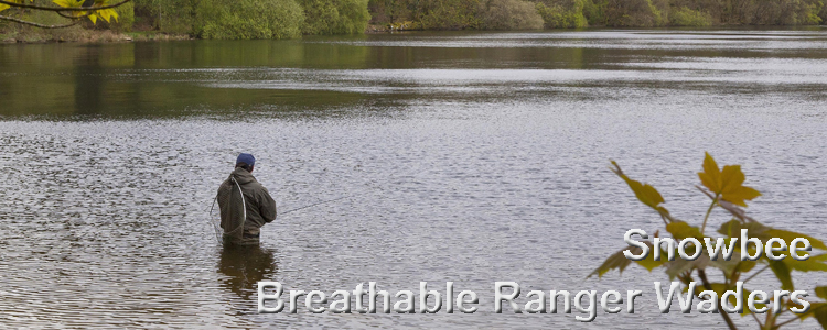 Snowbee Ranger Breathable Waders