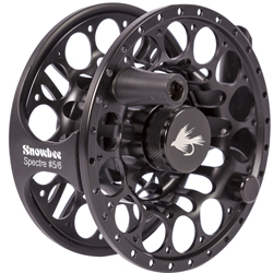 Snowbee Spectre Fly Reel #5/6 - 10548-Black