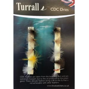 CDC Dries Turrall Fly Selection - CUS
