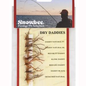 Snowbee Dry Daddy Fly Selection - SF116
