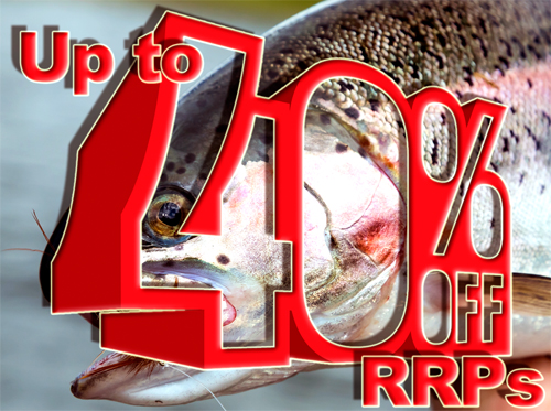 Troutcatchers Sale 40%