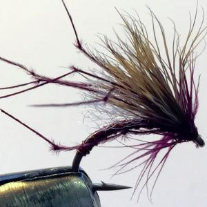 Gary Pearson Flies - Turrall - Ruby Red - GP07 - Size 12