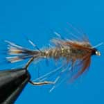 Hares Ear Nymph Trout Fishing Fly