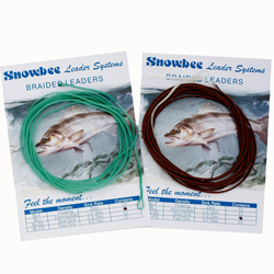 Snowbee Braided Leaders-Floating BL-F
