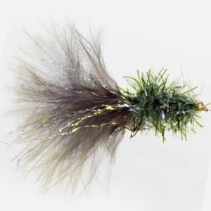 Turrall Damsel Nymphs Fritz Gold Head - Fg05-Size 10