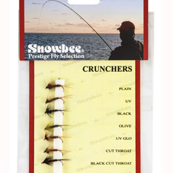 Snowbee Crunchers Fly Selection - SF103