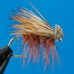 Elk Hair Caddis Special Dry Trout Fishing Fly