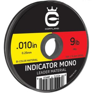 Cortland Indicator Mono - Bi-Colour Red/Yellow