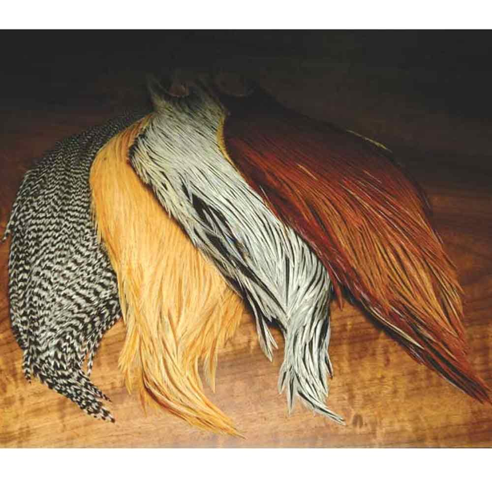 metz cock cape half neck dry fly hackle feathers grade 2 grizzle