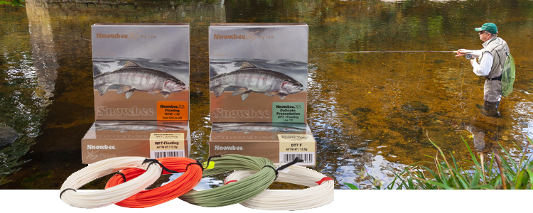 Snowbee Floating Fly Line