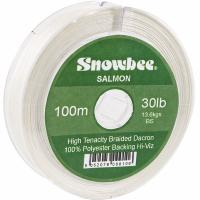 Snowbee Braided Dacron Backing Line - 30lb - 100m