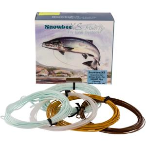 Snowbee Multi-Tip Scandinavian Shooting-Head System - Floating