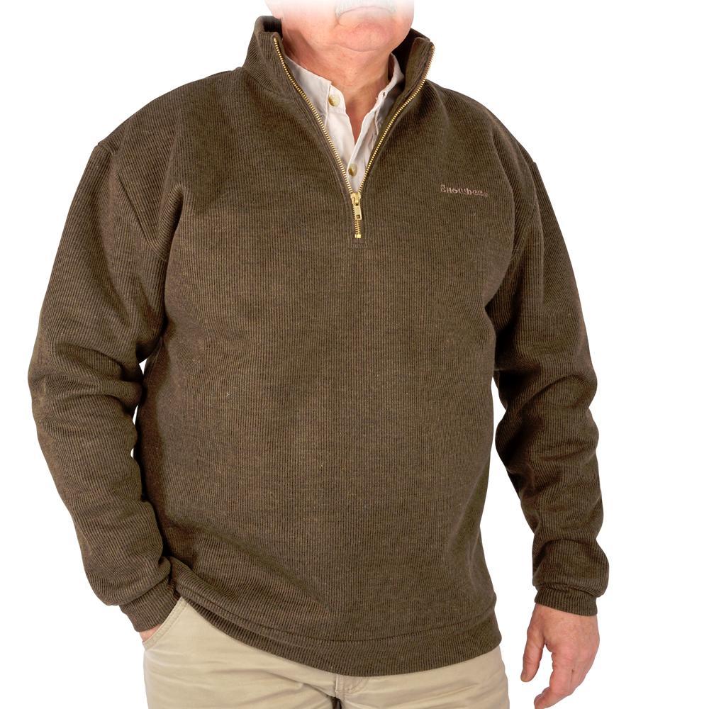 Windproof Wool Sweater 46