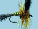 Turrall Wulf Dry Flies