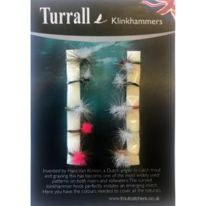 Klinkhammers Turrall Fly Selection - KLS