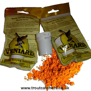 Dyes & Venpol for Fly Tying