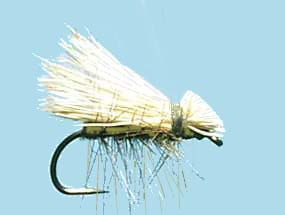 Turrall Caddis /Sedge - Elk Hair Olive - Ca10