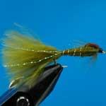 Damsel Marabou Ls Nymphs Trout Fishing Fly #12 (N498)