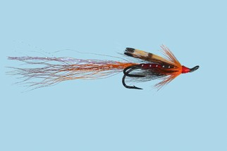 Turrall Double Salmon Ally's Shrimp Orange - Ds15