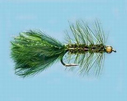 Turralls Gold Head Bugger Flies