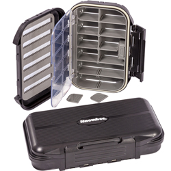 14691 Snowbee Clamshell Fly Box