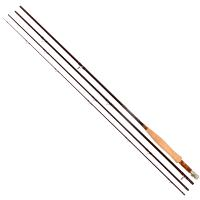Snowbee Prestige Travel Fly Rod 9' #6 - 4 Piece - 10134