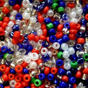 Glass Beads - Bel